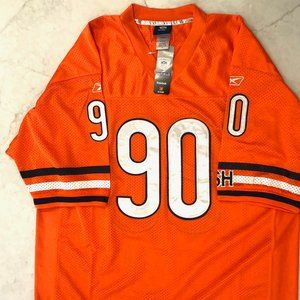 Reebok NFL Auth. Chicago Bears Peppers Jersey NWT!
